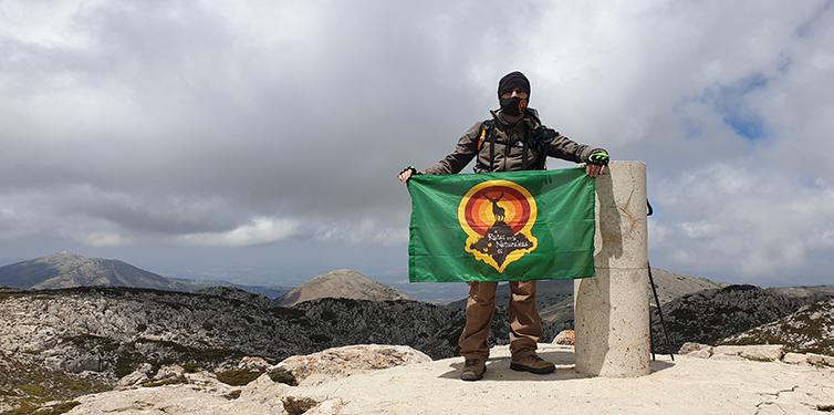 Subida al pico Mágina, por la cara norte (Sierra Mágina)