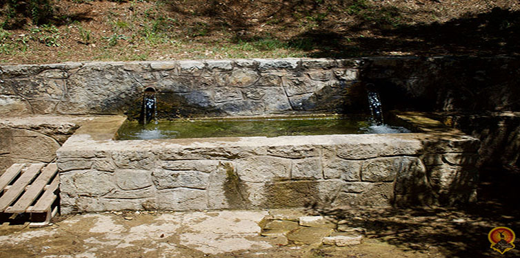 Fuente de los cerezos (Sierra de las Villas)
