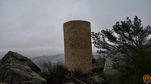 Torreón de Cuadros (Sierra Mágina)