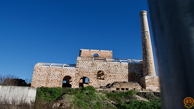 Paisaje minero de Linares – Santa Annie