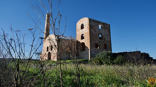 Paisaje minero de Linares – San Federico