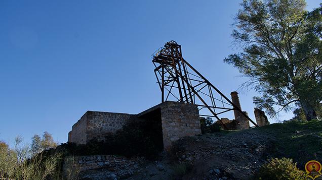 Paisaje minero de Linares – San Francisco 2º