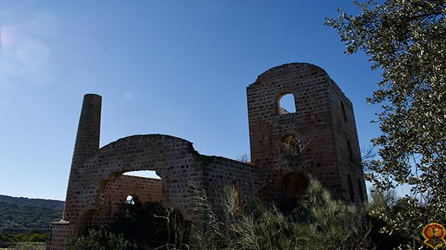 Paisaje minero de Linares – San Isidro