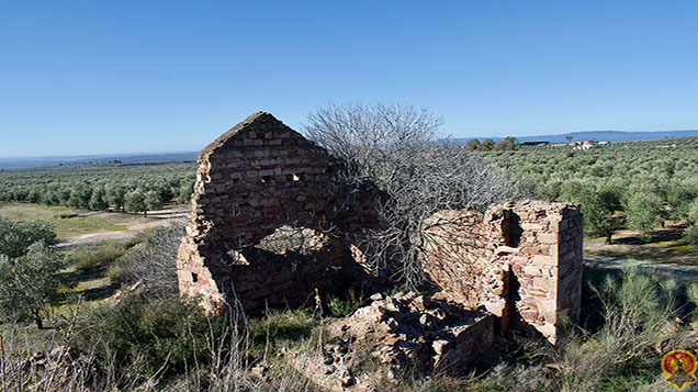 Paisaje minero de Linares – San Adriano antiguo