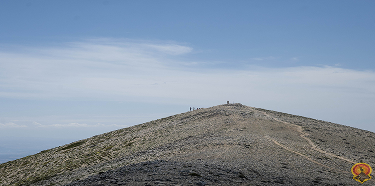 """Cumbre de la Sagra """"PR-A 321"""" (Granada)"""