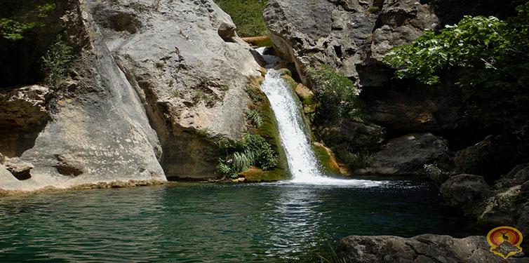 Charco Azul (Sierra de Cazorla, Segura y de las cuatro Villas)
