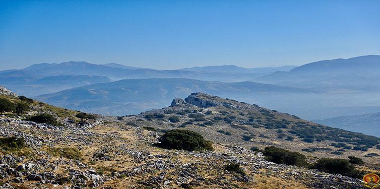 Subida a la Mella (Jaén)