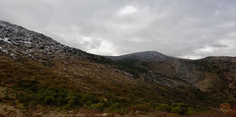 Cerro Veleta – Cerro Calar – Cerro del Frontón (Sierra Sur de Jaén)