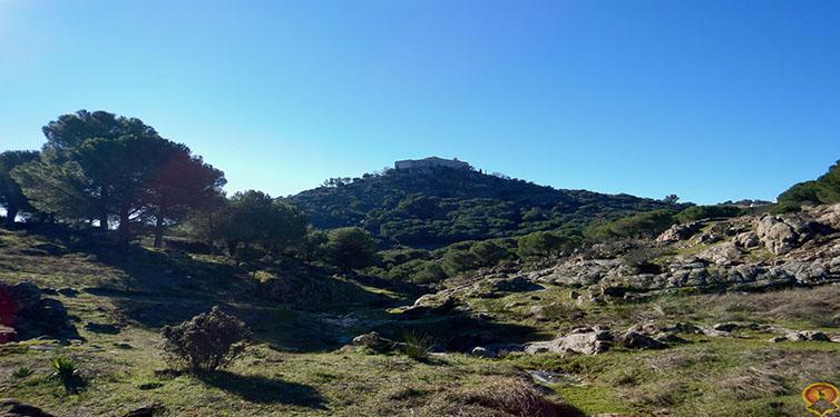 El Jabalí – Santuario de la Virgen de la Cabeza (Sierra de Andújar)