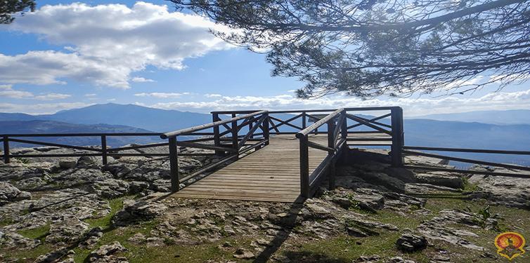 Sendero de la Serrezuela  (Sierra Mágina)