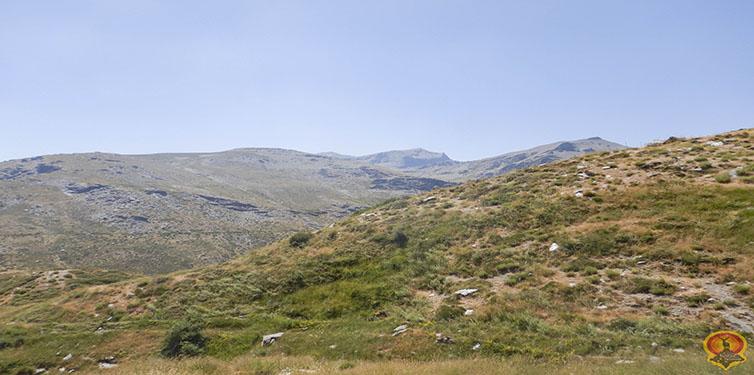 Travesía: Postero Alto – Trevélez (Sierra Nevada)