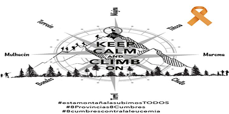 """8Cumbres: """"8 Cumbres contra la leucemia"""""""